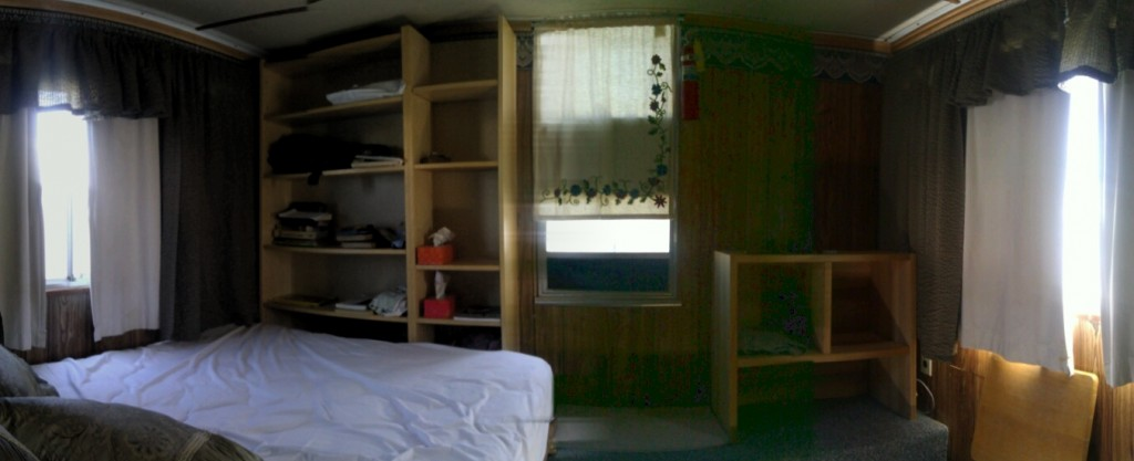 Bedroom Panorama View